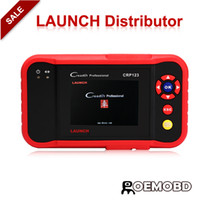 For BMW launch scan tool - Original LAUNCH Professional CRP123 CRP Creader VII OBD2 Auto Code Reader creader VII creader OBDII scan tool For ENG TCM ABS SRS