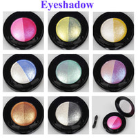 Cream cosmetic glitter - 5pcs Glitter Powder Eyeshadow colors in one Single Package Makeup Cosmetic Products