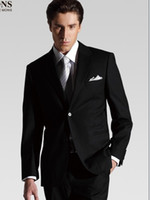 Cheap Wool Blend The groom dress Best Reference Images Two-Button The best man