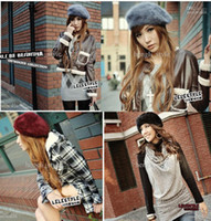 Wholesale 16 Colors Fedex Free Pretty Girls Angora Berets New Winter Women Warm Rabbit Hair French Beret Hats Ladies Berets Girls Angora Caps