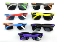 Wholesale New Style SPY OPTIC KEN BLOCK HELM Cycling Sports Sunglasses Outdoor Sports Sunglasses Sun Glasses fsa