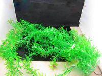 Plastic Plants fish decorations - High artificial plants goldfish aquarium fish tank decoration water plants T9300
