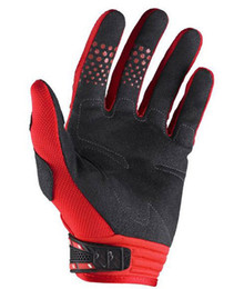 red fox gloves bicycle Motorcycle bike Cycling Racing Gloves full finger outdoor