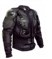 Wholesale black Promotions The first generation Motorcycle Sport Bike full Body Armors Jacket ALL size M L XL XXL XXXL
