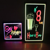 Wholesale Neon LED Writing Board