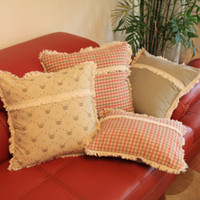 Wholesale American kaozhen set cushion cover pillow cover core