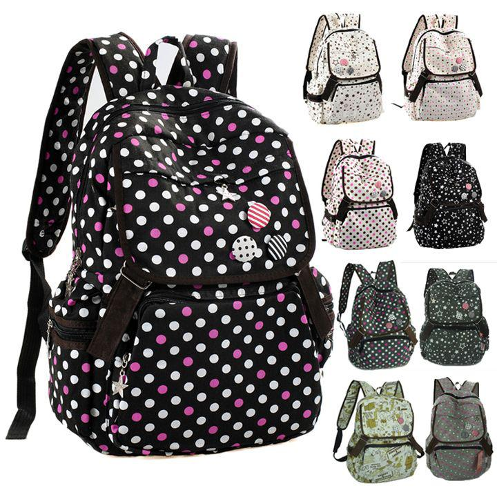 Girls Middle School Backpacks