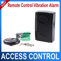 Wholesale Wireless Remote Control Vibration Alarm DoorWindown Motorcycle Bike Scooter Alarm System