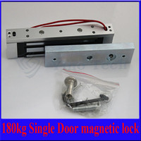 Wholesale 5pcs kg lbs Holding Force Single Door Electric Magnetic Visible Door Access Lock for kinds of door