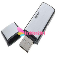 Wholesale High quality USB Flash Memory GB Voice Recorder Flash Thumb Drive Spy Equipment