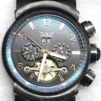 Wholesale Clock Fashion Multifunctional Tourbillon Automatic Mechanical Watch