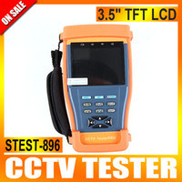 Wholesale 3 quot CCTV Fiber Optical Security Tester PRO STest
