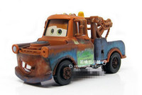 New Year toy tow trucks - PIXAR Cars Toys quot Mater quot Tow Truck Time bomb version