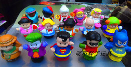 Wholesale New Little People PVC Figure Dolls Plastic Toys Cute Cartoon Doll Action Figures Toy Collection Model Toys