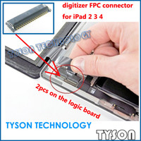Wholesale Digitizer FPC Connector for iPad on Logic Board Touch Screen Flex