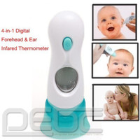 Wholesale Hot Baby Adult Digital Multifunctional Body Forehead Ear Infrared Thermometer