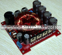 Wholesale Freeshipping FA003A Car Amp W DC V To V Switching Boost Power Supply Board For HiFi Amplifier