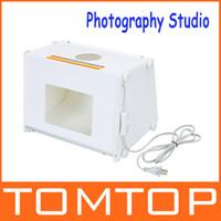 photo box - Portable SANOTO quot x8 quot Mini Kit Photo Photography Studio Light Box Softbox MK30 D840
