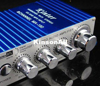 Wholesale F570 MA180 USB HiFi Amplifier Stereo Motorcycle Car Boat MP3 Amplifier KSA