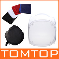 Wholesale Photo Studio soft shooting Cube tent box x cm photo light tent portable bag Backdrops D855