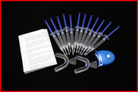 Whitening Kit   1pack 12pcs*44% Teeth Tooth Whitening Whitener Peroxide Bleaching Professional Kit White Gel