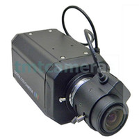 Indoor CCD 0.0003Lux HD 700TVL Sony CCD Effio-E DSP CCTV Security OSD Varifocal Zoom Box Camera WDR 2.8-12mm Auto IRIS CS Lens