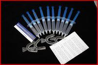 Whitening Kit   30packs Tooth Teeth Whitening Whitener 35% Carbamide Peroxide Gel Bleaching Kit