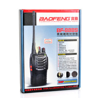 Wholesale Lowest BF S Handheld CB Way Radio BaoFeng BF S Walkie Talkie UHF W CH A0784A Single Band Hot Black A0784A