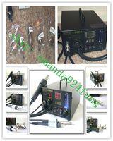 Wholesale Amanda Aoyue A plus Digital Hot Air Rework Station SMD Hot Air in1 Rework Station Standard package V