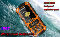 Hot!! AAAA Quality IP67 Water- proof Cellphone Quad- band Dual...
