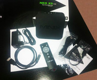 HDMI  MINIX NEO X5 Dual Core Google Android Smart TV BOX RAM 1GB 16GB MINI PC SD MMC XBMC 3G Dong Slot 1pc