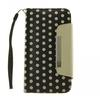 Deluxe PU Leather Wallet Flip Case Stand wristlet For Samsung Galaxy S IV S4 i9500