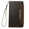 Flip wristlet Leather Case Cover Pouch For Sony Xperia Z L36h C6603 wallet