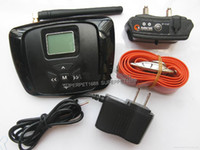 Wholesale AT F Dog Cat Wireless Fence with LCD display rechargeable and waterproof