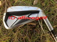 Right Handed S Men original golf clubs 2013 new golf irons xhot pro irons (4 -----Pw Aw) with steel shaft free ship