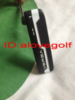 Wholesale New golf clubs RH ODS VERSA golf putter black colors inch with rubber golf grips high quality free ship