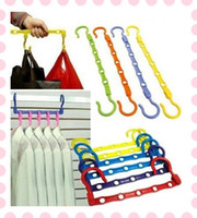 Wholesale Space Saver Clothes Hanger Wonder Closet Organizer Magic Hanger Hook