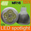 Good Quality 4W MR16 LED Bulb led light Led Spotlight Bulbs 12V LED Downlights cool warm white