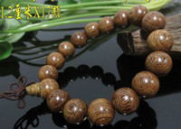 Wholesale 2013 New Goodwood Nyc Good Wood Bracelet Rosary Wood Beads Bracelet Sandalwood Bracelet Unisex Jewelry cm Beads GJ1
