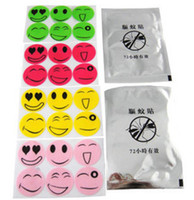 Wholesale Mini Order Bags Mosquito Repellent Sticker Mosquito Repellent Bracelet Patch bags Pack