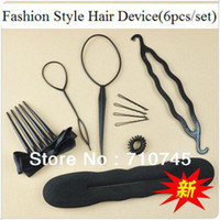 wig stand - new style hair device set fashionable hairwear hairdisk