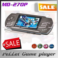 Wholesale Video game machine Console portable SEGA bit MD P