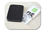 bamboo bath accessories - 2013 New Arrival Bathing Accessory Face Cleaning Tool Bamboo Facial Sponge W058