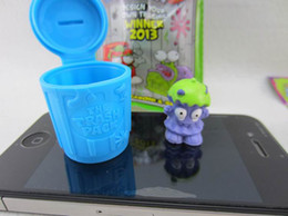 Wholesale 48 trash pack models mix New Trash rubber toys funny toys box