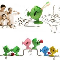 Bath Brushes bath pens - Happy Feet Toothbrush Barrel Pen Receptacle Cylinder Random Color
