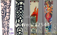 Wholesale Fish protection sun tatoo Sleeves radiation protection tattoo sleeves arm tattoo designs personal tattoo sleeve