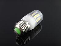 Wholesale super bright W LEDS SMD5050 G9 LM WARM WHITE led corn light bulb AC V lamps E27