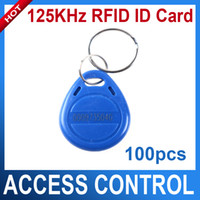 Wholesale Access Control Card RFID Smart Card Of ID Key Fobs KHz I