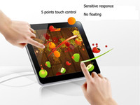 Wholesale KNC MD711 G Phone Tablet Allwinner A13 Android Inch Screen Black