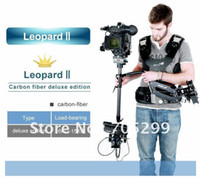 Wholesale 2012 New WONDLAN Carbon fiber Steadicam Professional Video Camcorder steadycam Load KG Vest amp HD